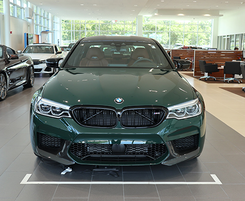 2019 M5 Competition Exterior