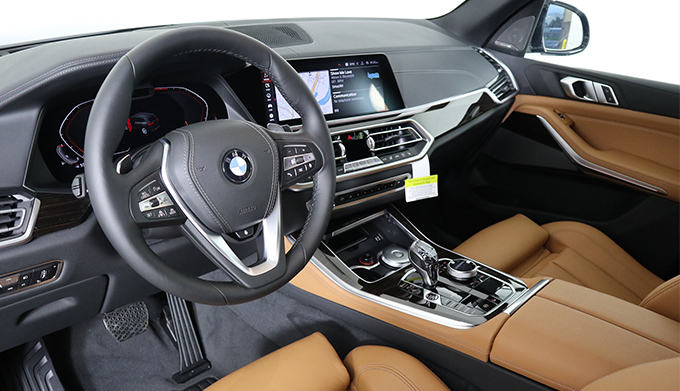 2019 BMW X5 4.0i xDrive Interior