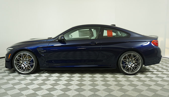 2019 BMW M4 Competition Exterior