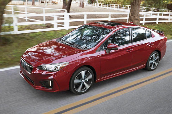 2019 Subaru Impreza Specs & Safety Features