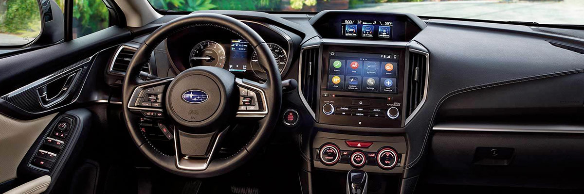 2019 Subaru Impreza Interior & Technology