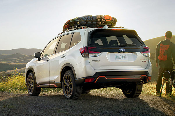 2019 Subaru Forester For Sale Subaru Dealer Near Iowa City Ia