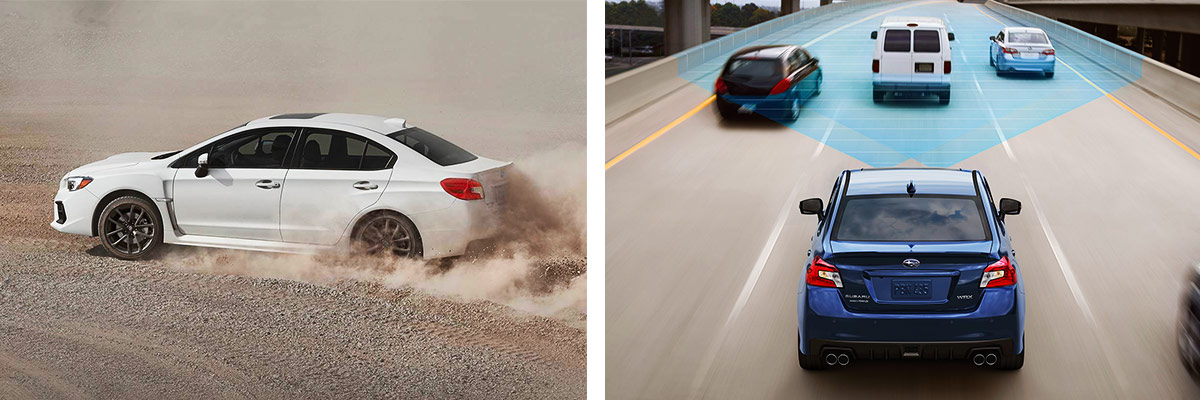 2019 Subaru WRX Performance, Handling & Safety